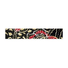 Art Batik Pattern Flano Scarf (mini) by BangZart