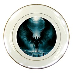 Rising Angel Fantasy Porcelain Plates