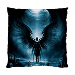 Rising Angel Fantasy Standard Cushion Case (two Sides) by BangZart