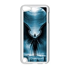 Rising Angel Fantasy Apple Ipod Touch 5 Case (white) by BangZart