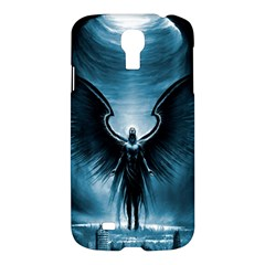 Rising Angel Fantasy Samsung Galaxy S4 I9500/i9505 Hardshell Case by BangZart