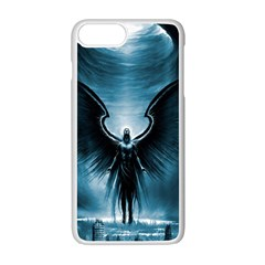 Rising Angel Fantasy Apple Iphone 7 Plus White Seamless Case