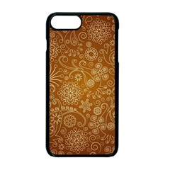 Batik Art Pattern Apple Iphone 7 Plus Seamless Case (black) by BangZart