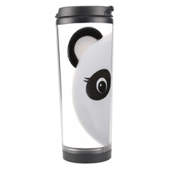 Pretty Cute Panda Travel Tumbler