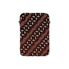 Art Traditional Batik Pattern Apple Ipad Mini Protective Soft Cases by BangZart