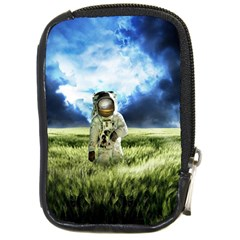 Astronaut Compact Camera Cases by BangZart