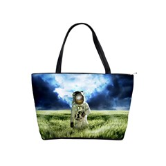 Astronaut Shoulder Handbags by BangZart