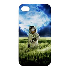 Astronaut Apple Iphone 4/4s Hardshell Case by BangZart
