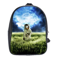 Astronaut School Bags (xl)  by BangZart