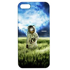 Astronaut Apple Iphone 5 Hardshell Case With Stand