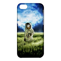 Astronaut Apple Iphone 5c Hardshell Case by BangZart