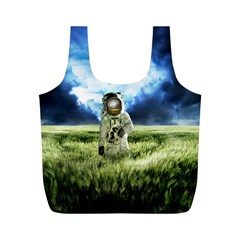 Astronaut Full Print Recycle Bags (m)