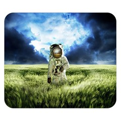 Astronaut Double Sided Flano Blanket (small)  by BangZart