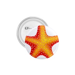 Starfish 1 75  Buttons by BangZart