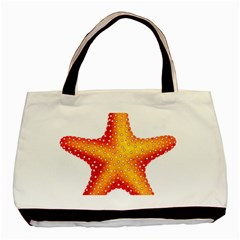Starfish Basic Tote Bag by BangZart
