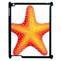 Starfish Apple Ipad 2 Case (black) by BangZart