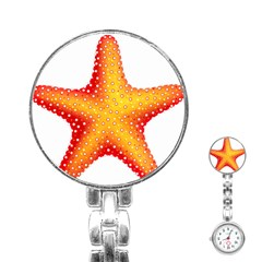 Starfish Stainless Steel Nurses Watch by BangZart