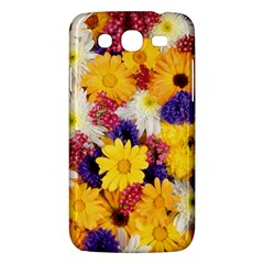 Colorful Flowers Pattern Samsung Galaxy Mega 5 8 I9152 Hardshell Case  by BangZart