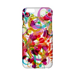 Abstract Colorful Heart Apple Iphone 6/6s Hardshell Case