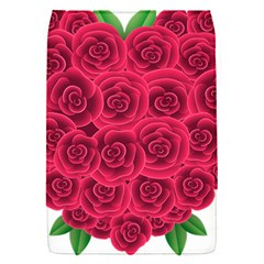 Floral Heart Flap Covers (s)  by BangZart