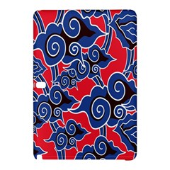 Batik Background Vector Samsung Galaxy Tab Pro 10 1 Hardshell Case