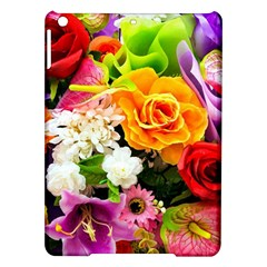 Colorful Flowers Ipad Air Hardshell Cases