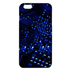 Blue Circuit Technology Image Iphone 6 Plus/6s Plus Tpu Case by BangZart