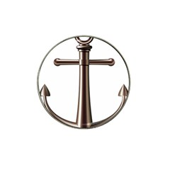 Anchor Hat Clip Ball Marker (10 Pack) by BangZart