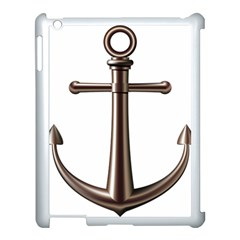 Anchor Apple Ipad 3/4 Case (white)