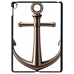 Anchor Apple Ipad Pro 9 7   Black Seamless Case by BangZart