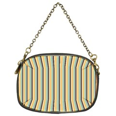 Elegant Stripes Chain Purses (one Side)  by Colorfulart23