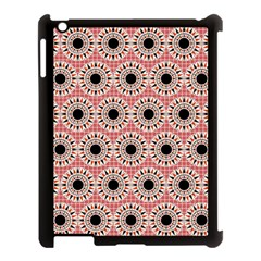 Black Stars Pattern Apple Ipad 3/4 Case (black) by linceazul