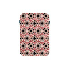 Black Stars Pattern Apple Ipad Mini Protective Soft Cases by linceazul