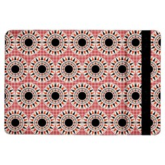 Black Stars Pattern Ipad Air Flip by linceazul