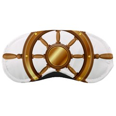 Boat Wheel Transparent Clip Art Sleeping Masks by BangZart