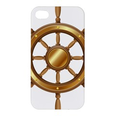 Boat Wheel Transparent Clip Art Apple Iphone 4/4s Hardshell Case by BangZart