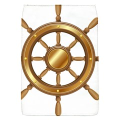 Boat Wheel Transparent Clip Art Flap Covers (s)  by BangZart