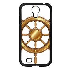 Boat Wheel Transparent Clip Art Samsung Galaxy S4 I9500/ I9505 Case (black)
