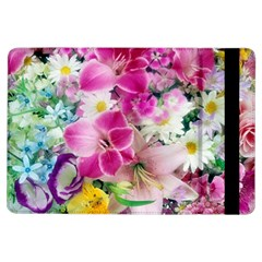 Colorful Flowers Patterns Ipad Air Flip