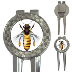 Bee 3 In 1 Golf Divots by BangZart