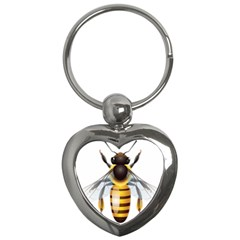 Bee Key Chains (heart)  by BangZart