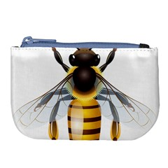 Bee Large Coin Purse