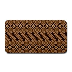Batik The Traditional Fabric Medium Bar Mats