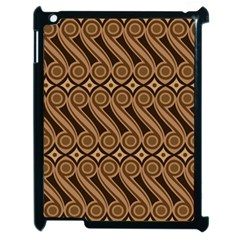 Batik The Traditional Fabric Apple Ipad 2 Case (black)