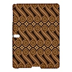 Batik The Traditional Fabric Samsung Galaxy Tab S (10 5 ) Hardshell Case  by BangZart