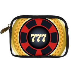 Casino Chip Clip Art Digital Camera Cases by BangZart