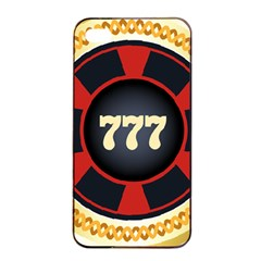 Casino Chip Clip Art Apple Iphone 4/4s Seamless Case (black) by BangZart