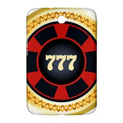 Casino Chip Clip Art Samsung Galaxy Note 8 0 N5100 Hardshell Case  by BangZart