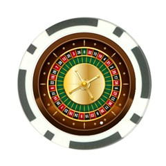 Casino Roulette Clipart Poker Chip Card Guard by BangZart