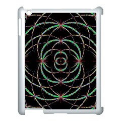 Abstract Spider Web Apple Ipad 3/4 Case (white) by BangZart